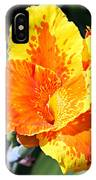 Cannas IPhone Case