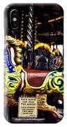 Carousel Horses IPhone Case