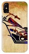 Chopper Art IPhone Case