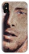 Chris Martin - Coldplay IPhone Case
