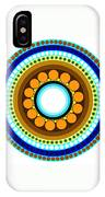 Circle Motif 214 IPhone Case