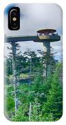 Clingmans Dome - Great Smoky Mountains National Park IPhone Case