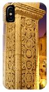 Cloisters At Sunset Arequipa IPhone Case