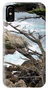 Coast Of California IPhone Case