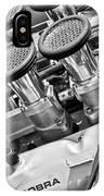 Cobra Engine IPhone Case