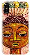 Congalese Face 2 IPhone Case
