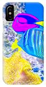 Coral Fishes IPhone Case