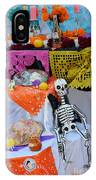 Day Of The Dead Altar, Mexico IPhone Case