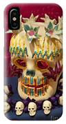 Day Of The Dead Remembrance, Mexico IPhone Case