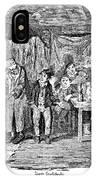 Dickens Oliver Twist IPhone Case