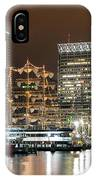 Downtown Baltimore IPhone Case