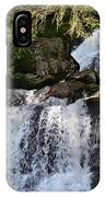 Dukes Creek Falls IPhone Case