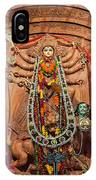 Durga Puja Festival IPhone Case