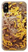 E. Coli Induced Cell Death IPhone Case