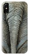 Elephant's Tail IPhone Case