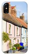 English Cottages IPhone Case