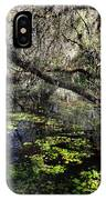 Buttonwood Swamp IPhone Case