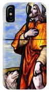 Faithful Companion IPhone Case