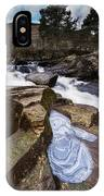 Falls Of Douchart IPhone Case