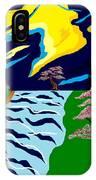 Fantasy Trees IPhone X Case