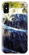 Finlay Park Fountain 3 IPhone Case
