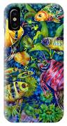 Fish Tales IIi IPhone X Case