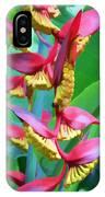 Flower 99 IPhone Case
