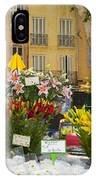 Flowers At Market IPhone Case