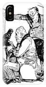Franz Joseph Gall (1758-1828) IPhone Case