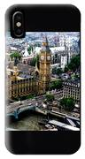 From The Eye Big Ben IPhone Case