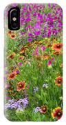 Garden Delight IPhone Case