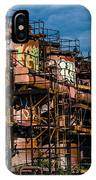 Gas Works Park Seattle IPhone Case