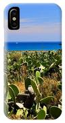 Genoveses Beach IPhone Case