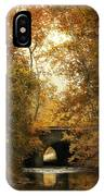 Gentle Reflections IPhone Case