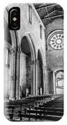 Gothic Monastery IPhone Case