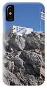 Greek House IPhone Case