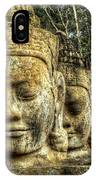 Guardians Of Angkor Thom IPhone Case