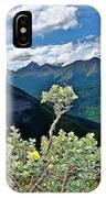 Hardy Shrub IPhone Case