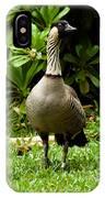 2 Hawaiian Nene Geese IPhone Case