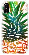 Hawaiian Pineapple IPhone Case