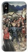 Ibsen: Peer Gynt IPhone Case