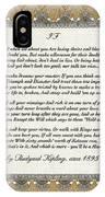 If By Rudyard Kipling IPhone Case