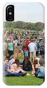 Jack In The Green Festival 2014 IPhone Case