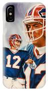 Jim Kelly IPhone Case