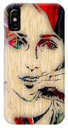 Joan Baez Collection IPhone Case