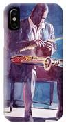 John Coltrane IPhone Case