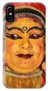 Katakali Actor In India IPhone Case
