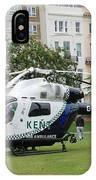 Kent Air Ambulance IPhone Case