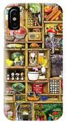 Kitchen Cupboard IPhone Case
