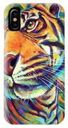 Le Tigre IPhone Case